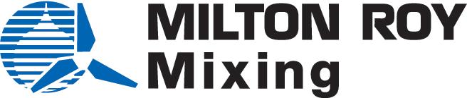 Milton Roy Mixing logo