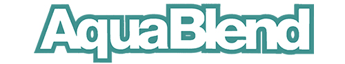 Aquablend logo